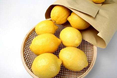 China lemon